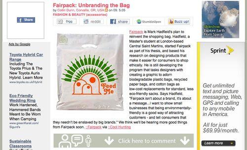Fairpacktreehugger