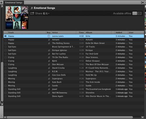 Spotifysongs